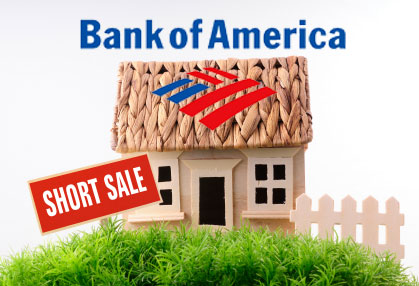 Bank of America Short Sales